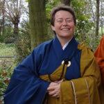 Zen meester Tetsue roshi op Noorder Poort
