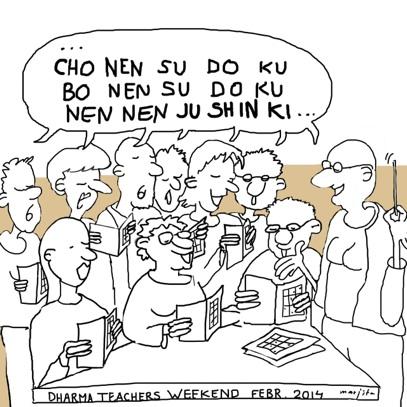 Cartoon Marjita Timmer