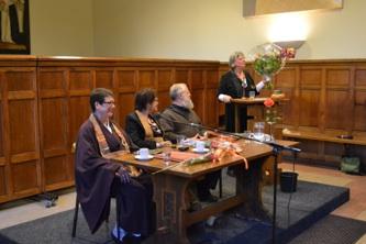 Jiun roshi op symposium Heeft Zen het Boeddhisme nodig?
