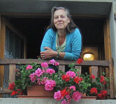 zen-leraar Daishin van Hoogdalem