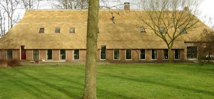 Het nieuwe dak van Noorder Poort