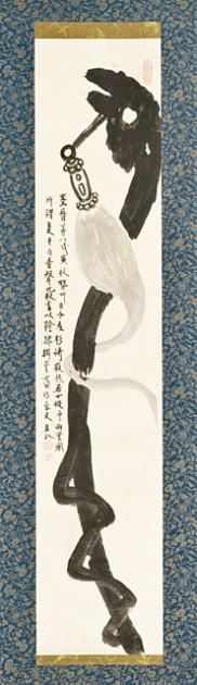 Hakuin Ekaku (1686-1768) - Drakenstaf