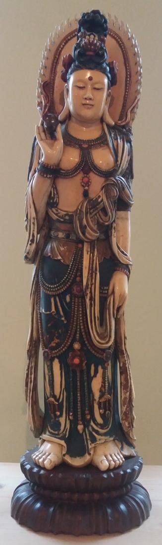 Kwan Yin, de bodhisattva van mededogen